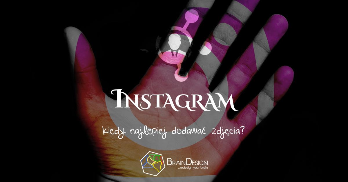 instagram kiedy dodawać zdjęcia